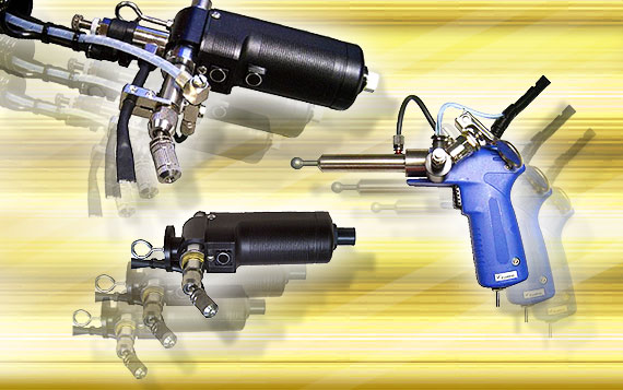 The Cosmo ultrasonic waves laboratory manufactures the spray gun for washing and the equipment for the shiatsu centering on the ultrasonic wave washing equipment, and is a company in Japan that sells it.